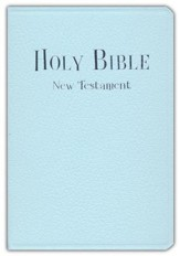 NIV Tiny New Testament, Imitation Leather, Blue 1984