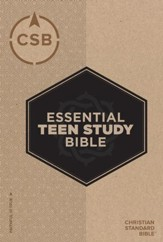 CSB Essential Teen Study Bible - eBook