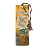 A Fisherman's Prayer Bookmark with Tassel