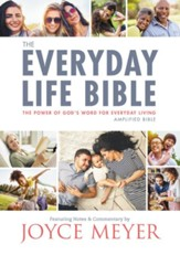 New Everyday Life Bible: The Power Of God's Word For Everyday Living - Slightly Imperfect