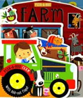 Peek-a-Boo Farm Boardbook
