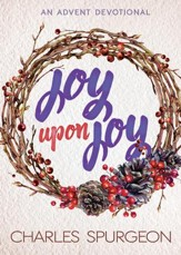Joy Upon Joy: An Advent Devotional - eBook