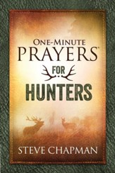 One-Minute Prayers for Hunters - eBook