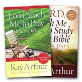 Lord, Teach Me in 28 Days--2 Volumes