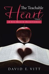The Teachable Heart: A Six-Month Devotional - eBook
