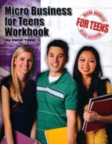 Micro Business for Teens Workbook