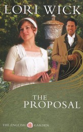 The Proposal, English Garden Series #1 New Cover