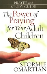 The Power of Praying for Your Adult Children Prayer and Study Guide - Slightly Imperfect