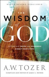 The Wisdom of God: Letting His Truth and Goodness Direct Your Steps - eBook