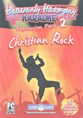 Heavenly Harmony Karaoke Expansion Pack 2: Christian Rock - Slightly Imperfect