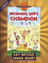 Discover 4 Yourself, Children's  Bible Study Series: