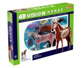 Horse Anatomy Model, 4D Vision