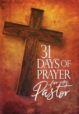 31 Days of Prayer for My Pastor - eBook