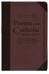 Poems Every Catholic Should Know - eBook