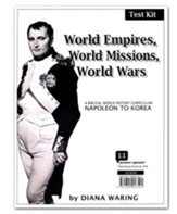 World Empires, World Missions, World Wars: Test Kit