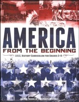 America from the Beginning, Student Guide