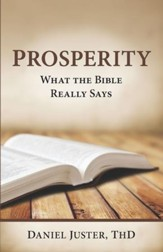Prosperity - What The Bible Really Says - eBook