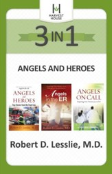 Angels and Heroes 3-in-1: Inspiring True Stories - eBook