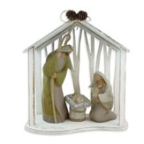Legacy of Love, Holy Family Centerpiece Figurine