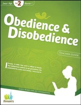 Quarter 1: Obedience & Disobedience