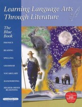 Learning Language Arts Through  Literature, Grade 1, Teacher, Blue