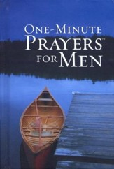 One-Minute Prayers ™ for Men Gift Edition