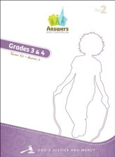 Answers Bible Curriculum Year 2 Quarter 3 Grades 3-4 Teacher Kit