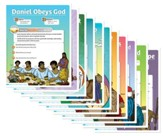Answers Bible Curriculum Year 2 Quarter 4 Jr. High Student Guide