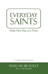 Everyday Saints: Faith One Day at a Time - eBook
