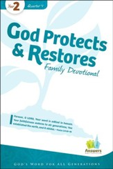 Answers Bible Curriculum Year 2 Quarter 4 Family Devotional Book