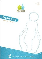 Answers Bible Curriculum Year 2 Quarter 4 Grades 3-4 Teacher Kit