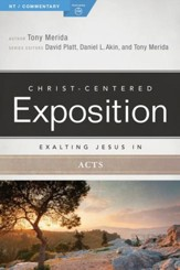 Exalting Jesus in Acts - eBook