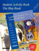 Learning Language Arts Through  Literature, Grade 1, Activity, Blue