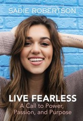Live Fearless: A Call to Power, Passion, and Purpose - eBook