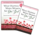 What Happens When Women Say Yes to God, Book and Workbook