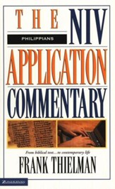 Philippians: NIV Application Commentary [NIVAC]