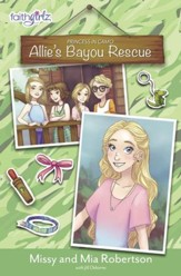 Allie's Bayou Rescue - eBook