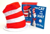 The Cat in the Hat Book and Hat
