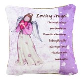 Loving Angel Pillow, Small