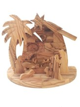 Nativity Tabletop Scene, Small