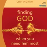 Finding God When You Need Him Most CD series