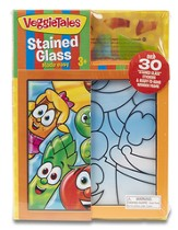 VeggieTales Stained Glass Made Easy