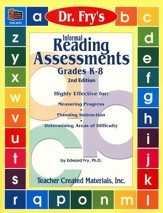Dr. Fry's Informal Reading Assessments