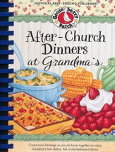 After-Church Dinners at Grandma's--Cookbook