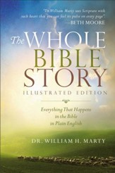 The Whole Bible Story: Everything That Happens in the Bible in Plain English - eBook
