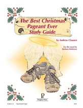 The Best Christmas Pageant Ever Progeny Press Study Guide, Grades 4-6