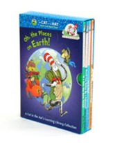 Oh, the Places on Earth! - Boxed Set