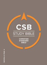 CSB Study Bible, ePub - eBook