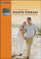 Experiencing God's Dream for Your Marriage-3 DVDs  - Slightly Imperfect