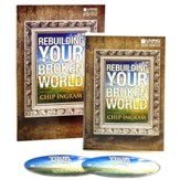 Rebuilding Your Broken World Group Starter Kit (1 DVD Set & 5 Study Guides)